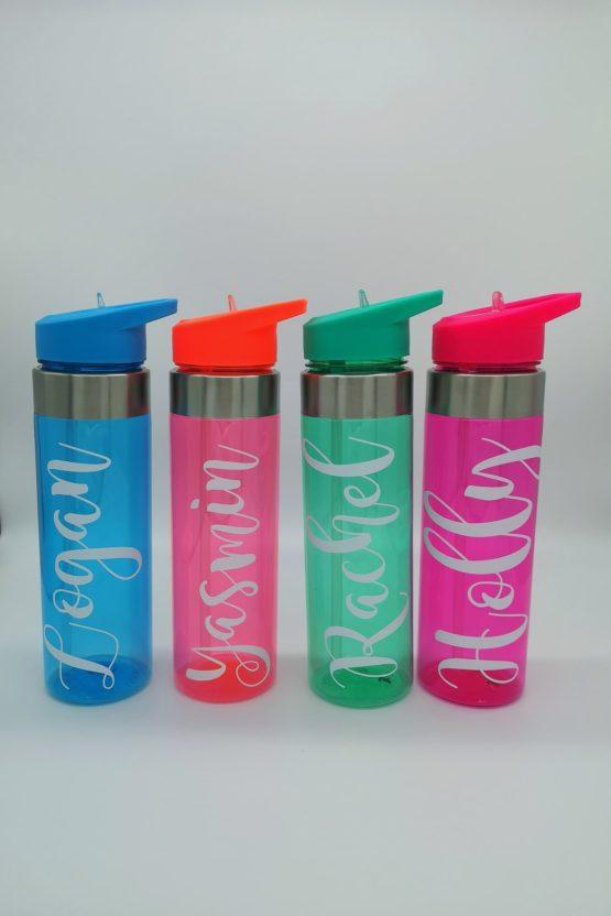 Teal Personalised Water Bottle