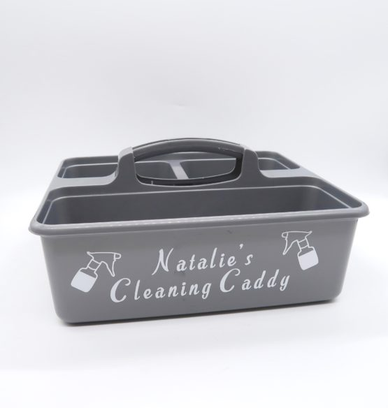 Personalised Cleaning Caddy